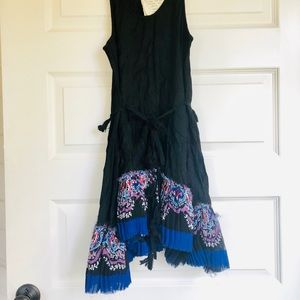 Free People Flamenco Tunic